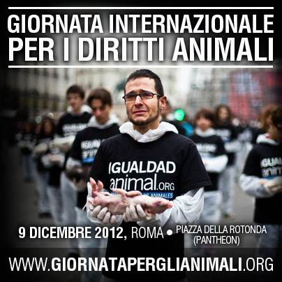 Giornata Internazionale per i Diritti Animali 2012