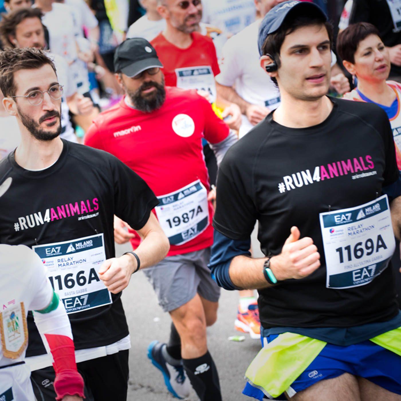 Milano Marathon Animal Equality