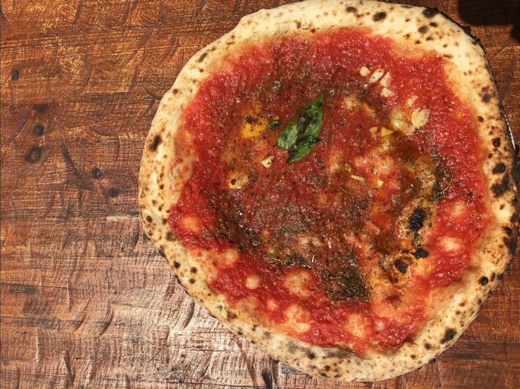 Pizza concettina 3 santi napoli
