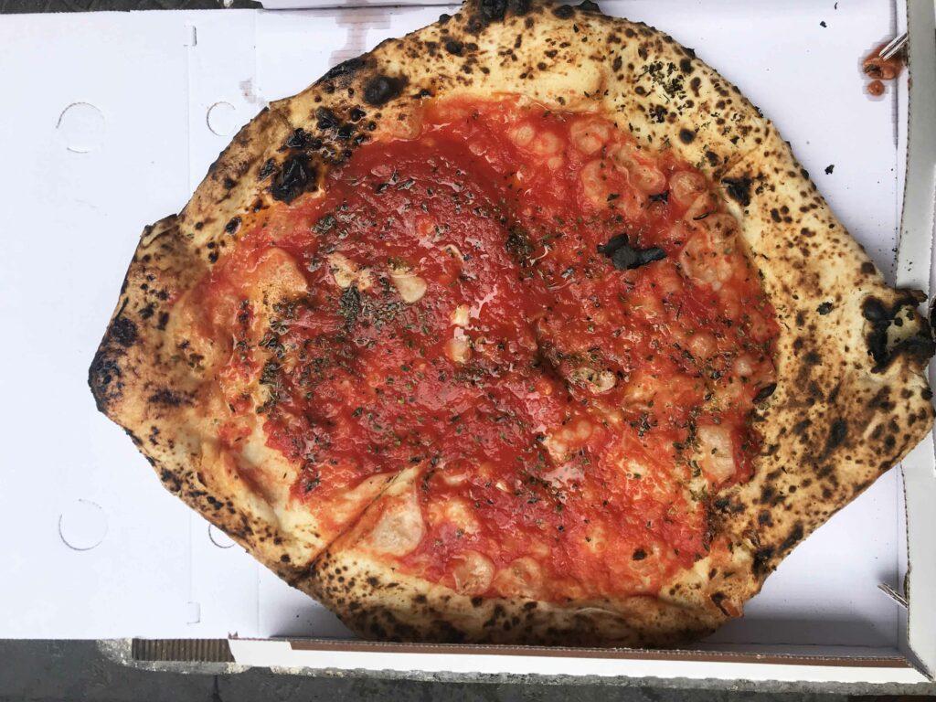 Pizza da Michele Napoli