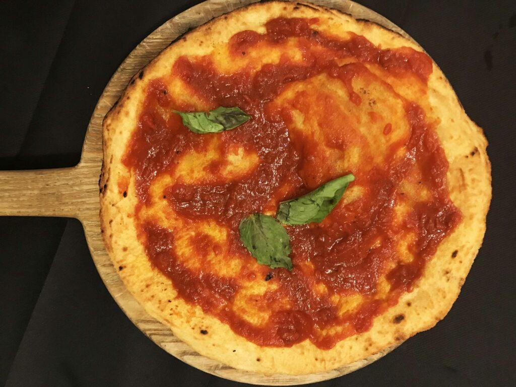 Pizza fritta Starita Napoli